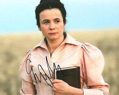 Emily Watson Signed 8X10 Photo Exact Proof Coa Autographed War Horse