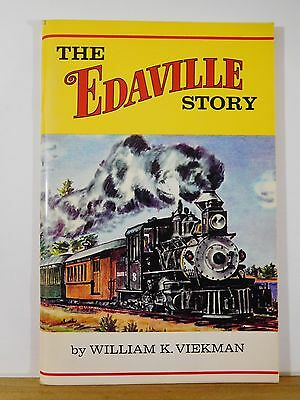 Edaville Story, The by William K. Viekman The First 25 Years SC 1971