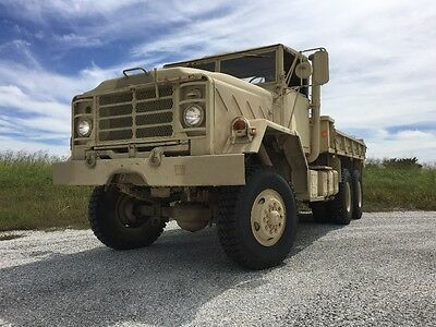 1984 M923 6x6 Army Truck