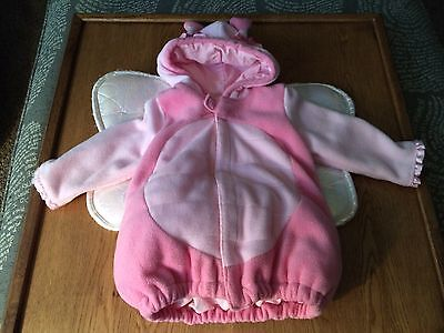 Old navy Baby pink butterfly costume - 12-24 months - Dress Up Halloween