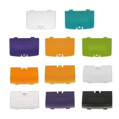 Repair Replacement Battery Cover Door Lid for Nintendo Gameboy Advance GBA