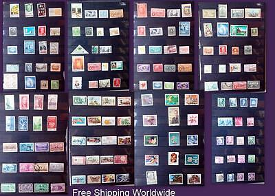 Stamp Collection Bolivia Brazil Nicaragua Mexico Peru Colombia United States Ext