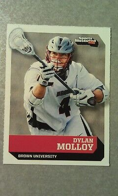 Dylan Molloy Brown Univ #548 LaCrosse Sports Illustrated for Kids SI For Kids