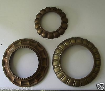 Antique Brass Salvage For Picture Frames Steampunk Art
