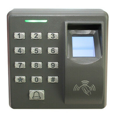 Home Security Fingerprint & RFID Card Reader Door Lock Access Control