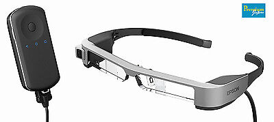 EPSON BT-300 Smart Glass MOVERIO Organic EL Panel High Definition From Japan New