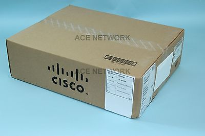 ~NEW SEALED~ CISCO CISCO3945E/K9 4-Port Gigabit Wireless Router ~FAST DELIVERY~