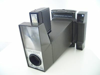 Rare ELECTRONIC FLASH for POLAROID BIG SHOT Camera Magicube X-cube Replacement