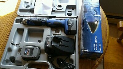 Blue-Point Impact Wrench with Vacuum 14.4 volt Brand New Snap-On NIB Cordless