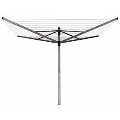 Brabantia Rotary Lift-O-Matic Airer 4 Arm 50m