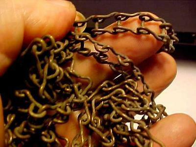 46'' Long Very Hard To Find Double Roller Chain For Advertising Glass Pictures