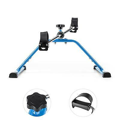 Mini Fitness Bike Home Work Trainer Arm Bein Cardio Training Ausdauer Ergometer