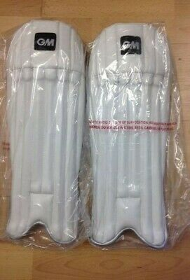 Gun & Moore (606)  Wicket Keeper Leg Guards (Cricket Pads) Mens/Youth/Boys
