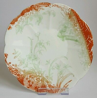Vintage Wileman Shelley Foley China Cake/Sandwich Plate No.5027 c1890s Ref:A3