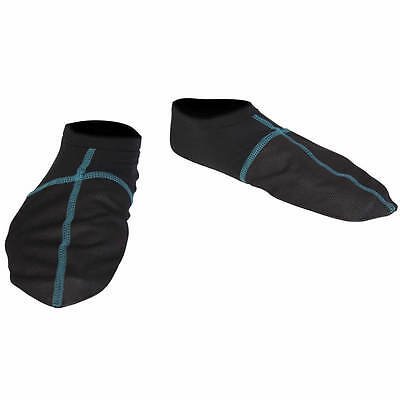 Spada Chill Factor2 Motorcycle Motorcycle Inner Boot Liners - Black - XL