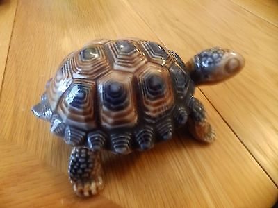 Wade Porcelain Tortoise Lidded Pin Tray Coin Dish