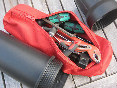 Tool Tube Werkzeugtasche QUAD ATV Can Am Polaris Goes Dinli Kymco tool bag