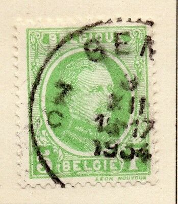 Belgium 1926-27 Early Issue Fine Used 5F. 124563