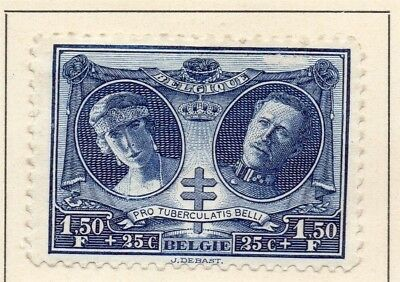 Belgium 1926 Early Issue Fine Mint Hinged 1F.50c. 124566