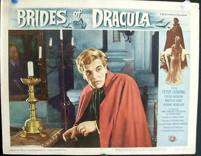 Universal Hammer Horror Brides Of Dracula Peter Cushing Best Card In The Set
