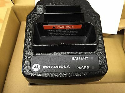New Oem Motorola Minitor V Pager Charger Rln5703C