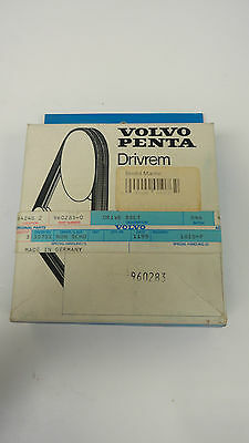 Volvo Penta Drive Belt, Md11 To Md17D, Part # 960283