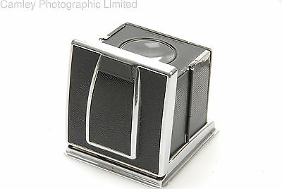 Hasselblad Waist Level Finder (WLF) in Chrome (42315). Condition – 6E [4994]