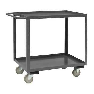 LITTLE GIANT LGL-1832-BRK Utility Cart, Steel, 38 Lx18 W, 1200 lb.