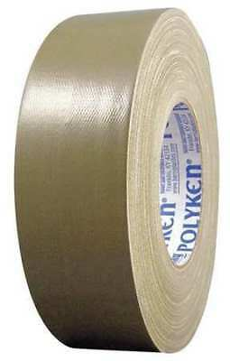 POLYKEN 231 Duct Tape,48mm x 55m,12 mil,Olive Drab