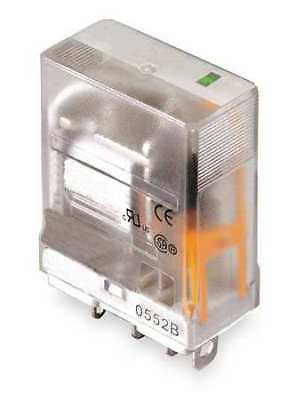 DAYTON 1EHD4 Relay,Ice Cube,SPDT,120VAC,Coil Volts