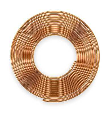 MUELLER INDUSTRIES KS04060 Type K, Soft coil, Water, 1/2 In.X 60ft.
