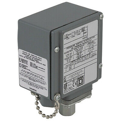 SQUARE D 9012GAW6 Pressure Switch