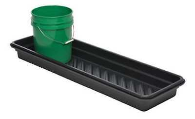 ULTRATECH 1031 Spill Tray, 4-3/4 In. H, 12 In. L, 48 In. W