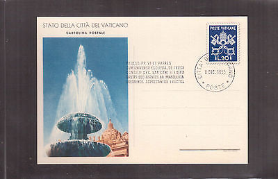 Vatican 1965 Stationary, Vatican City State !!!