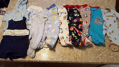 Preemie Baby Clothes lot of 10