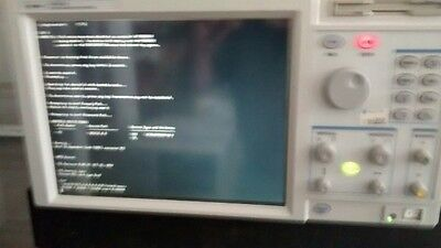 Agilent 16702B Logic Analyzer(2 w/opt 3 & 100, with 16522A 200Mvectors/s