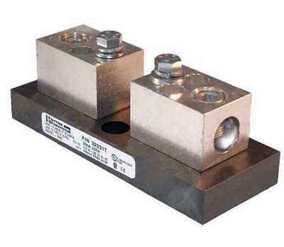 MERSEN 32031T Fuse Holder, 200A AC, 300V, 1 Pole, Molded