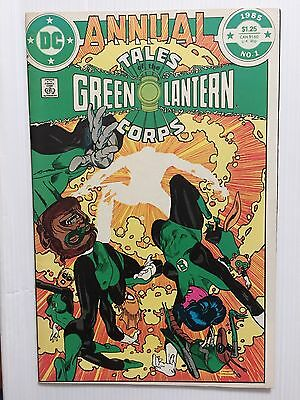 Tales Of Green Lantern Corps Annual #1 NM