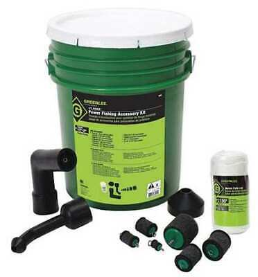 """Power Fishing Accessory Kit, 1/2 to 2"""" Conduit,Greenlee, 392"""