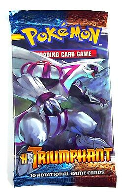 Pokemon TCG, HS Thriumphant Booster Pack , New & Sealed Single