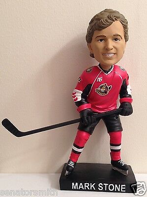 2015 Ottawa Senators AHL Affiliate Binghamton Mark Stone Bobble Head Bobblehead