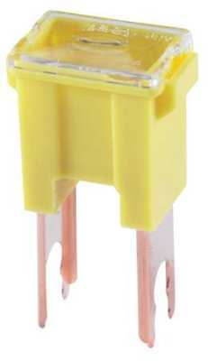 EATON BUSSMANN FLM-60 60A Fast Acting Blade Plastic Fuse 32VDC