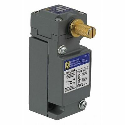 SQUARE D 9007C68T5 2NC/2NO Heavy Duty Limit Switch Rotary Head IP 67