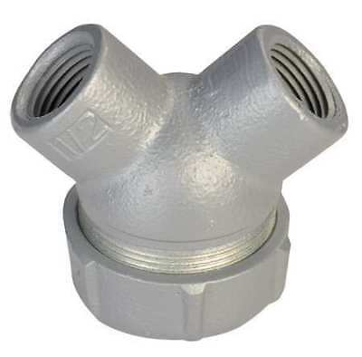 "Appleton Electric Capped Elbow, 90 Degrees, 3/4""L, 3/4"" Conduit, ELBY-75"