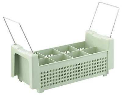 VOLLRATH 52641 Flatware Rack, Half, H 13 1/2