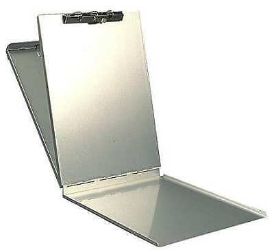 "SAUNDERS 10007 5-1/2""x 8-1/2"" Storage Clipboard 3/8"", Silver"