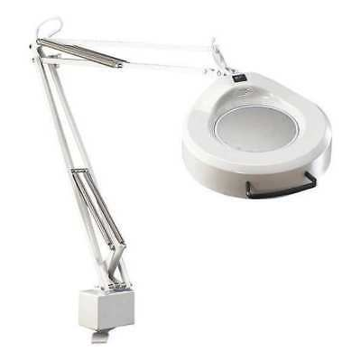 Luxo 9.5 W, LED Round Lens Magnifier, 18345LG