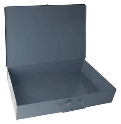 DURHAM 123-95 Compartment Box, 12InD x 18InW x 3InH