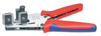 Solid and Stranded Wire Stripper, Knipex, 12 12 06