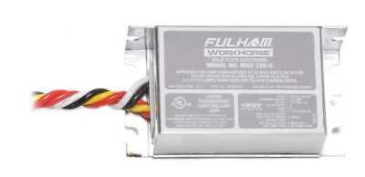 5 to 35 Watts, 1 or 2 Lamps, Electronic Ballast FULHAM WORKHORSE WH2-120-C